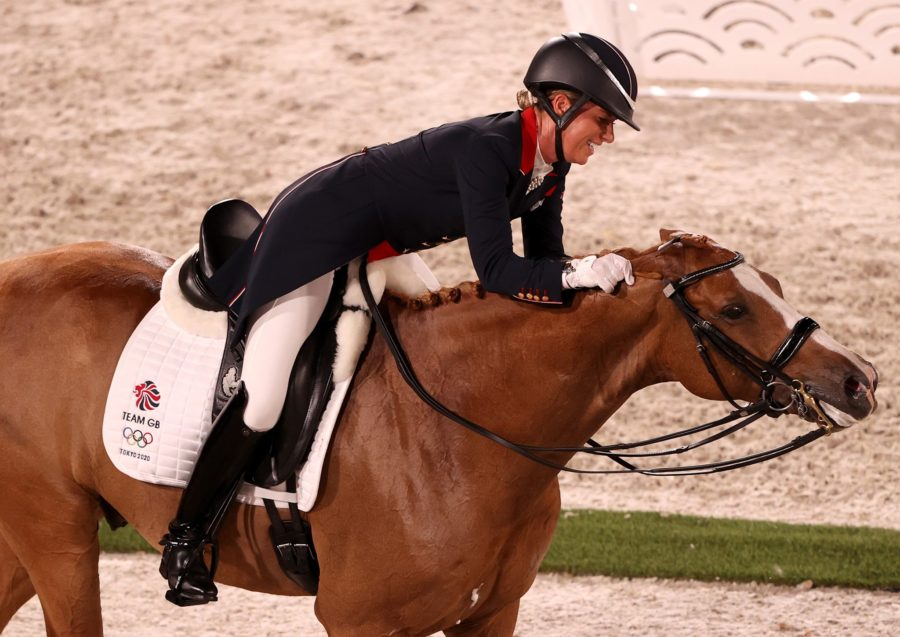 'Today is laced in gold': Charlotte Dujardin is one of Britain's most successful female Olympic athletes ever
