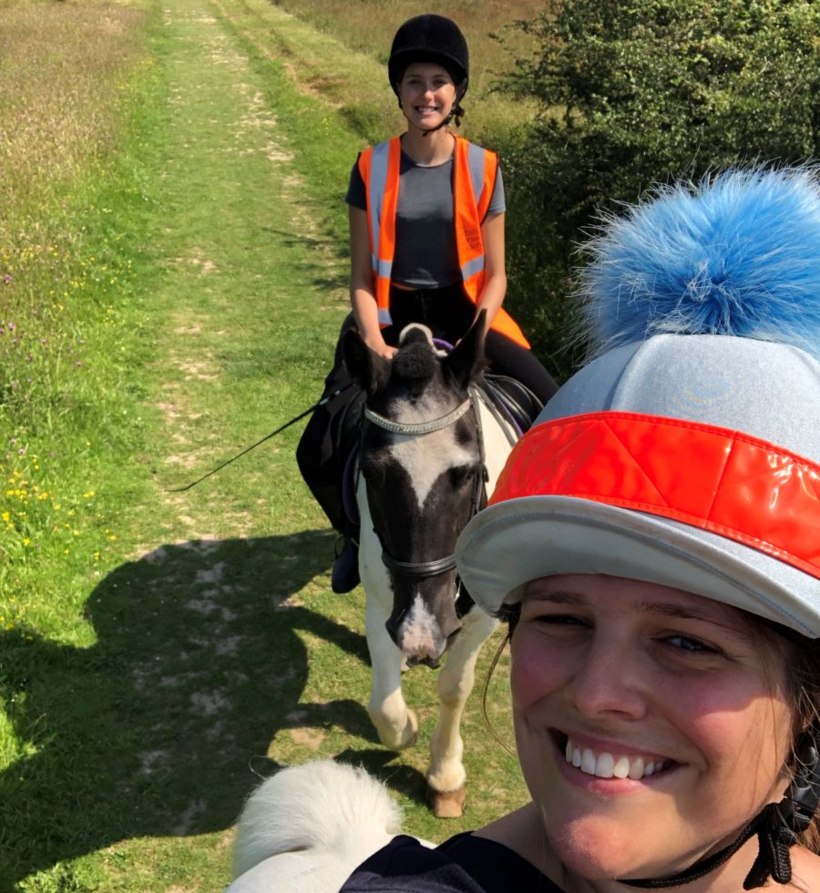 Anna's #Hack1000Miles diary: 'I narrowly avoid being decapitated by a low-hanging branch'