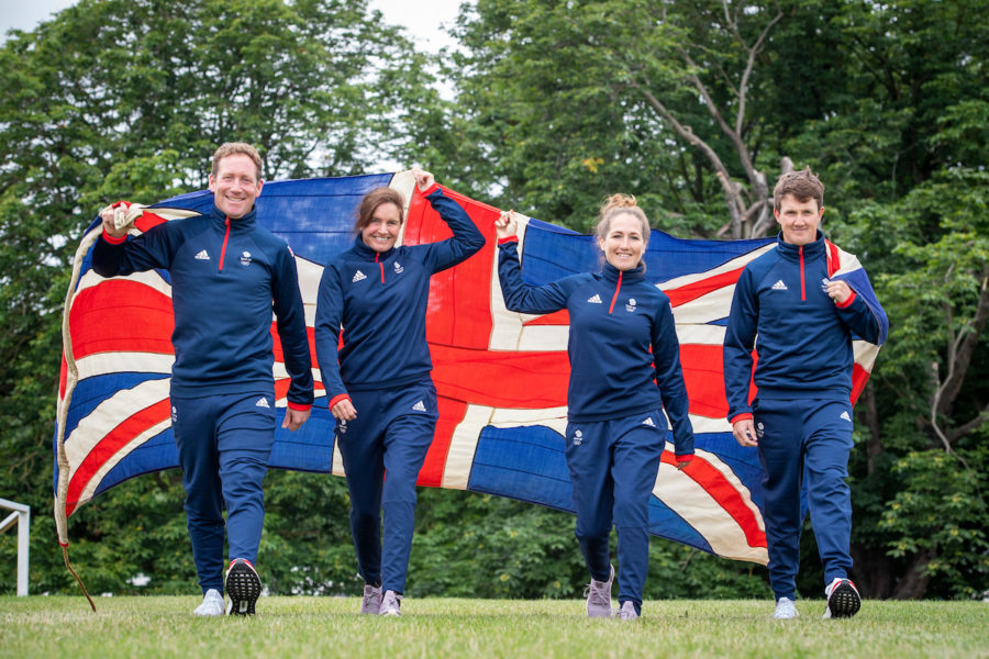 Charlotte Dujardin & Oliver Townend among riders selected for British teams for Tokyo Olympics