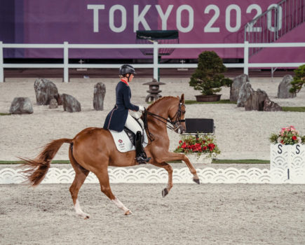 'I was never going down without a fight': find out what Charlotte Dujardin and the German medallists had to say about the final result in Tokyo