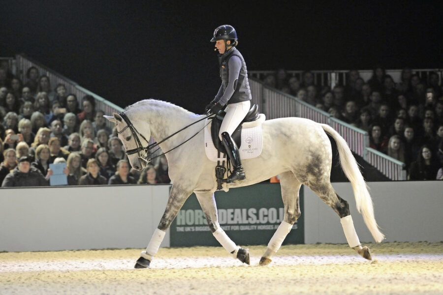 Charlotte Dujardin's 5 golden rules for improving your horse's paces on the flat