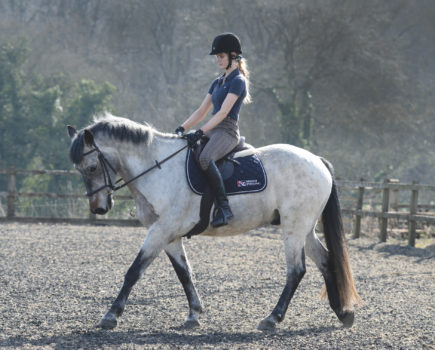 'Breathe, hum, cry': 8 ways to feel more confident in the saddle