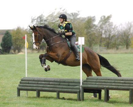 Build Up Your Horse's Eventing Confidence With Hunter Trials