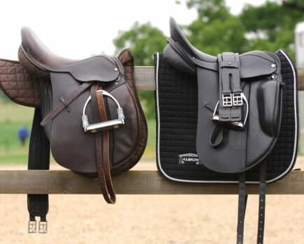 Saddling Up – When Might You Opt for a Treeless Saddle?
