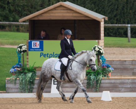 Believe in yourself and own it: dressage rider Charlie Hutton explains how to ride your best prelim test *video*