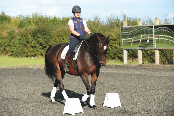 The secret to adding more focus and precision to your schooling sessions, plus 4 exercises to try