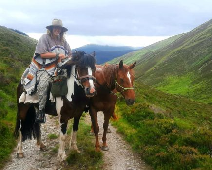 The Climate Ride: one horsewoman's epic trek from John O'Groats to Land's End for environmental education