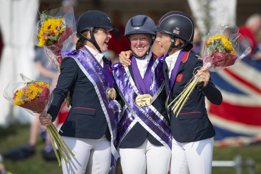 British whitewash: all-female squad secures 23rd European team title and all three individual medals