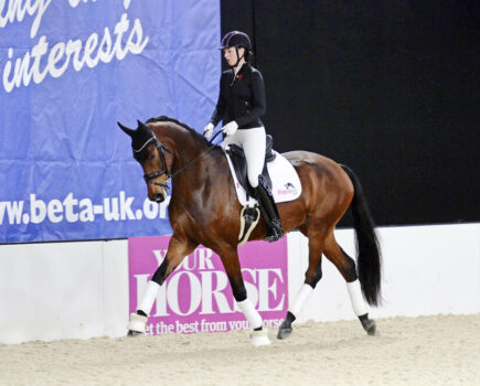 Developing Suppleness With Tips From Charlotte Dujardin