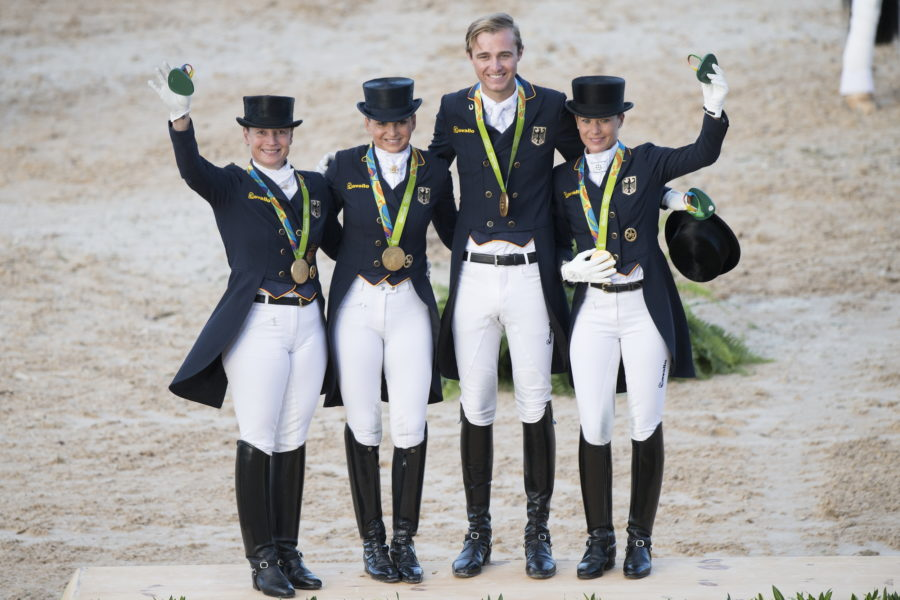 Tokyo Olympics: will Germany make it team gold number 14 in dressage and Charlotte Dujardin score a third individual title?