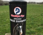 Relief for itchy, flaky skin: Your Horse reviews Goodbye Flys Organic Horse Shampoo