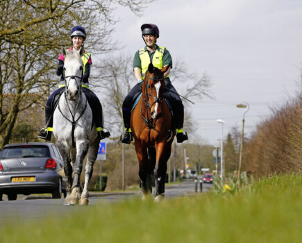 Essex Horse Riders Appeal for Off-road Access