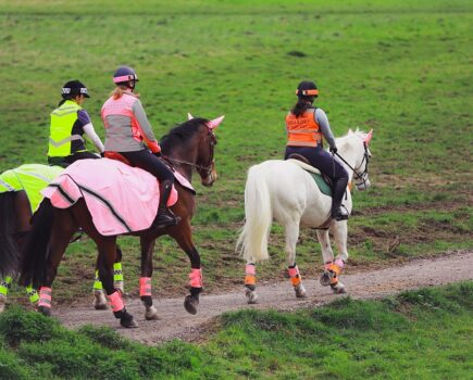 Hack 100 miles in May to raise money for mental health service Riders Minds