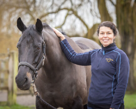 Equine Vet Completes 73 Marathons Thanks to 'Remedial Shoeing'