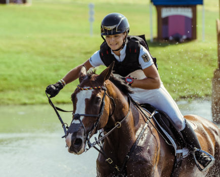 First-ever female Olympic eventing champion crowned; individual silver for Britain's Tom McEwen