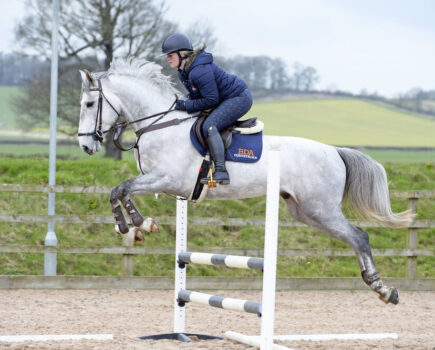 Keeping Life in Your Canter