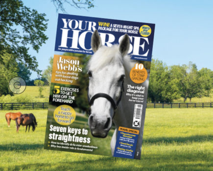 Inside the June issue of Your Horse