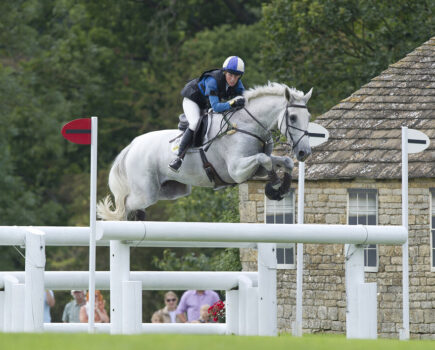 Q&A With Top Event Rider Louisa Milne Home