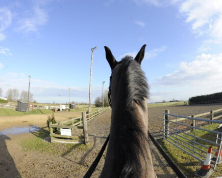 Katie Jerram-hunnable on Getting Back in the Saddle After an Accident
