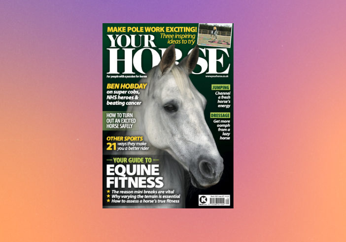 Inside the March Issue of Your Horse
