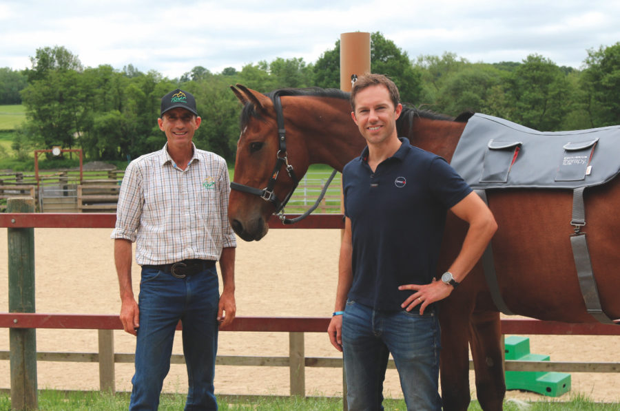 Build an enduring partnership with your horse: tickets go on sale for Jason Webb and Charlie Unwin's Meeting of Minds tour
