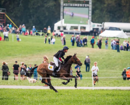 Oliver Townend pipped to the post by popular American rider at inaugural Maryland CCI5*
