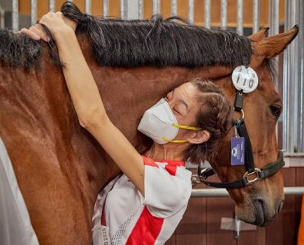 Simple words, loop reins & a sensitive seat: how Para riders communicate so well with their horses