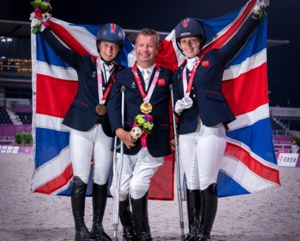 Sir Lee Pearson pulls off incredible 12th Paralympic dressage gold, plus two more medals for British riders in Tokyo