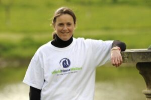 Pippa Funnell How to build trust with your horse