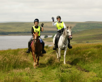 New Endurance GB scheme lets riders try a novice graded ride without paying for full membership