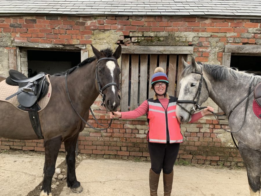#KeyWorkers: the prison dental therapist whose horses saved her mental health