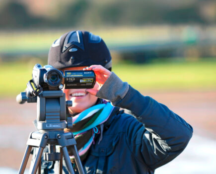 How to Film a Dressage Test for Online Competitions
