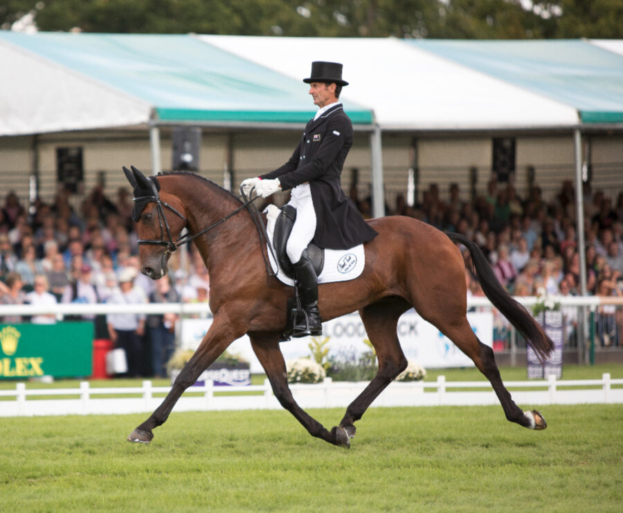 Suppleness Not Strength': Mark Todd and Pippa Funnell on Rider Fitness