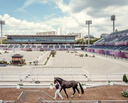 Tokyo Olympics: all British dressage horses pass first horse inspection and running order announced