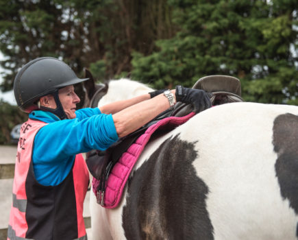 Horse grumpy to tack up or mount? Why you shouldn't dismiss this behaviour as normal