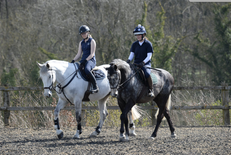 Confidence: how to overcome nerves after a fall and stop worrying what other riders think of you