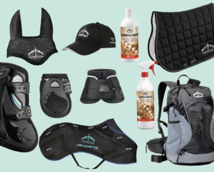 Win a Veredus bundle including magnetic rug, boots and saddlecloth