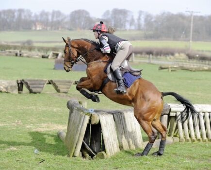 Cross-country Riding Advice From Harry Meade and Karen Dixon