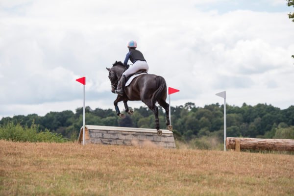 Caroline Moore's five cross-country gears for a safe and confident clear round