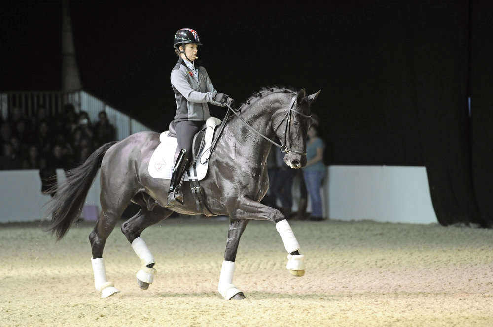 Charlotte Dujardin and Carl Hester head an exciting line up for Your Horse Live