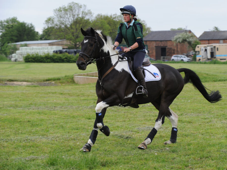 Lucinda Green: how to assess your horse's fitness *video*