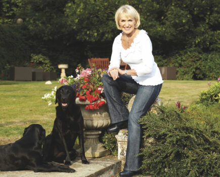 Fitness Queen Rosemary Conley on Eventing, Procrastinating and Falling Over at Buckingham Palace