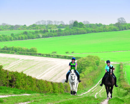 Hacking and Interval Training: Pippa Funnell's Advice for Getting a Horse Fit