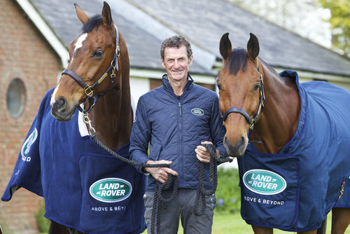Sir Mark Todd: 'It's Our Responsibility to Look After Horses the Best Way We Can'