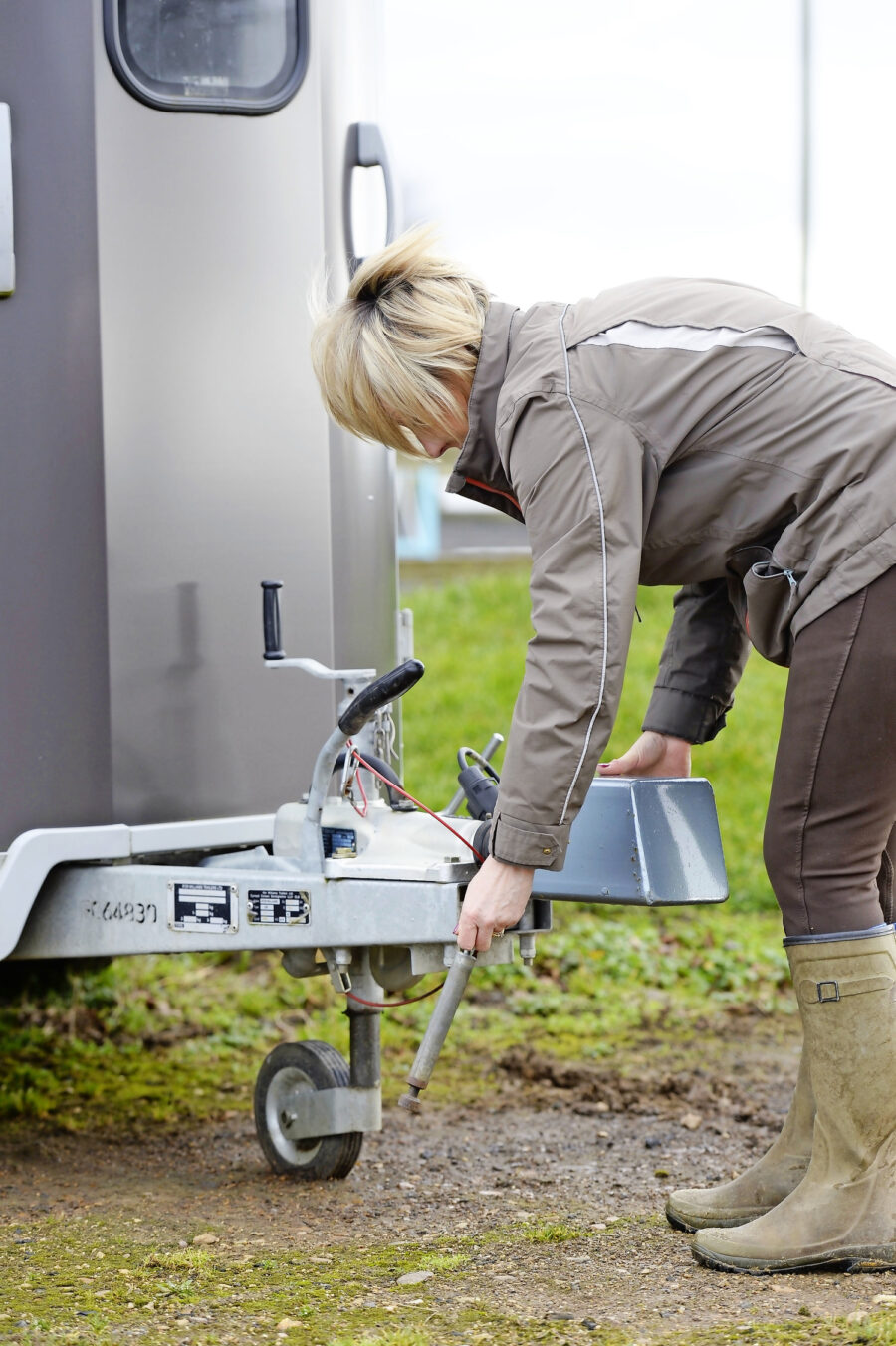 Buying a second hand horse trailer: the right questions to ask and important checks to make