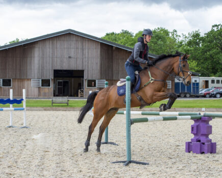 Tom Rowland's Top Training Tips for Confident Jumping
